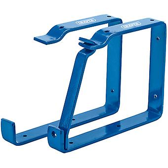 Draper 24808 Universal Step Wall Ladder Rack Brackets Security / Securing Lock