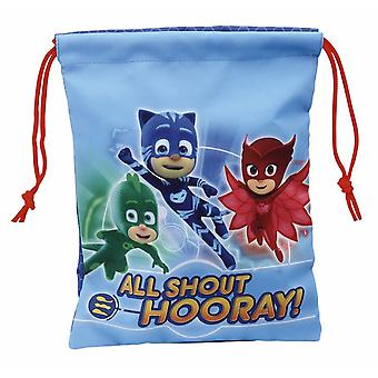 Safta Saquito Merienda Pjmasks (Toys , School Zone , Backpacks)