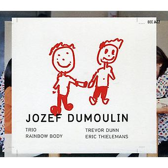 Jozef Dumoulin Trio - Rainbow krop [CD] USA importerer