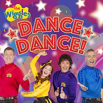 Wiggles - dans! [CD] USA import