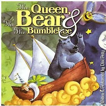 Dini Petty - dronningen, bjørnen & Bumblebee [CD] USA importen