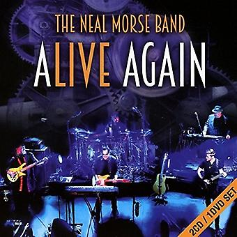 Neal Morse - Alive Again [CD] USA import