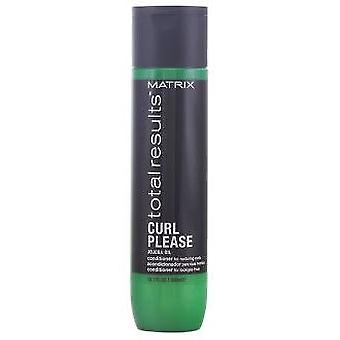 Matrix Total Results Curl Please Conditioner 300 ml (Hair care , Hair conditioners)