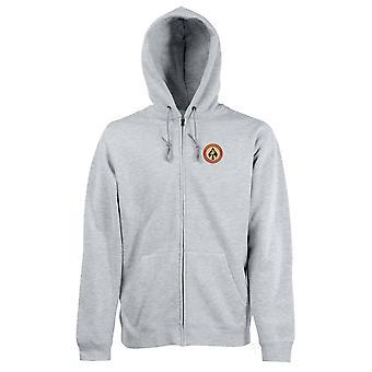 USMC Special Operations Command geborduurd Logo - rits Hoodie jas