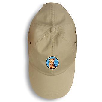 Carolines Treasures  LH9381BU-156 Airedale Baseball Cap