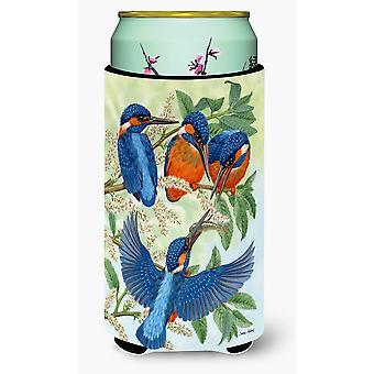 Kingfisher Family Tall Boy Beverage Insulator Hugger
