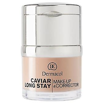 Dermacol  Caviar Long-Stay Make-Up & Corrector (Make-up , Face , Concealers)