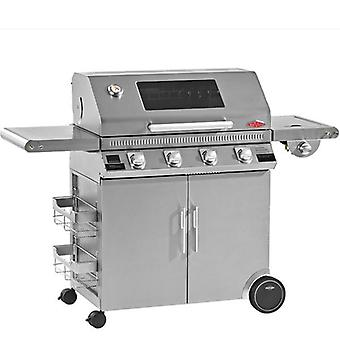 Beefeater Discovery 1100S Premium 4 Burner Gas BBQ + Side Burner