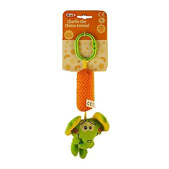 A to Z Charlie the Chime Animal with Buggy Clip