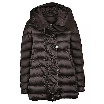 Max Mara women's 94860176000 Brown polyester Quilted Jacket