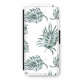 Samsung Galaxy S7 Flip Case - Simple leaves