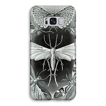 Samsung Galaxy S8 Full Print Case (Glossy) - Haeckel Tineida