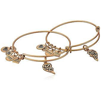 Alex And Ani Charity By Design - Best Friends Set of 2 - RG - CBD17BFRG