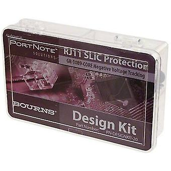 SLIC protection kit SMT Bourns PN
