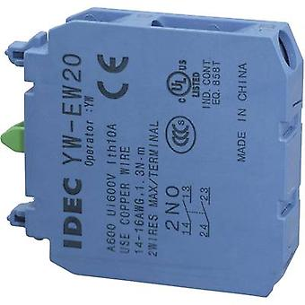 Contact 2 makers momentary 240 V AC