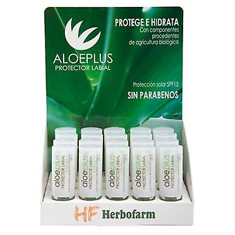 Herbofarm Aloe Lip Balm (Cosmetics , Face , Lip balm)