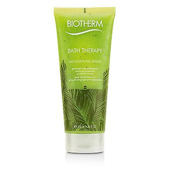 Biotherm Bath Therapy Invigorating Blend Body Smoothing Scrub - 200ml/6.76oz