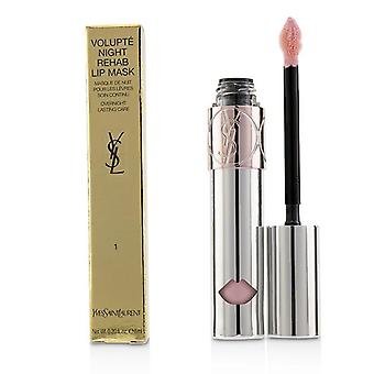 Yves Saint Laurent Volupte Night Rehab Lip Mask - # 1 Night Rehab - 6ml/0.2oz
