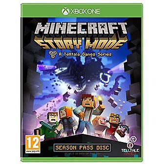 Minecraft Story Mode - A Telltale Game Series - Season Disc (Xbox One)