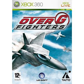 Over G Fighters (Xbox 360)