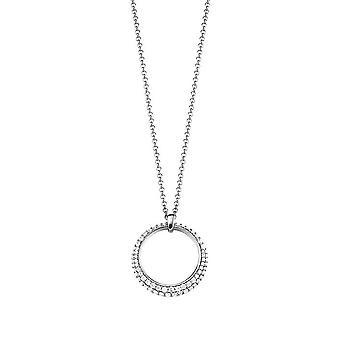 ESPRIT collection ladies chain necklace silver Delia ELNL92698A420