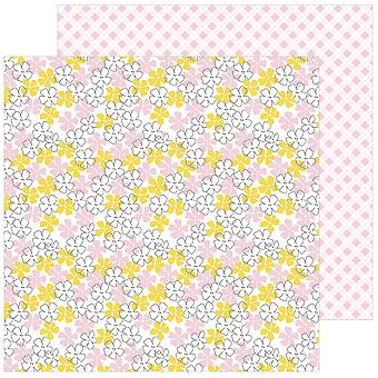 Simple & Sweet Double-Sided Cardstock 12