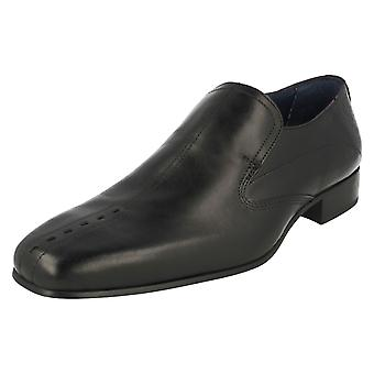 Mens Lambretta Smart Slip On Shoes Lawford