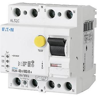 Eaton 167886 RCCB (AC/DC sensitive) 4-pin