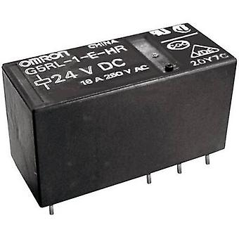 Omron G5RL-1-E-HR 5 VDC PCB relays 5 Vdc 16 A 1 change-over 1 pc(s)