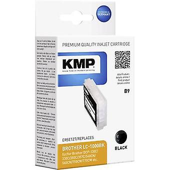 KMP Ink replaced Brother LC-1000 Compatible Black