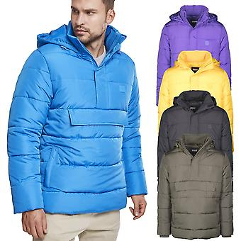 Цикл классики - Pull-за буфера стеганые Зимняя куртка