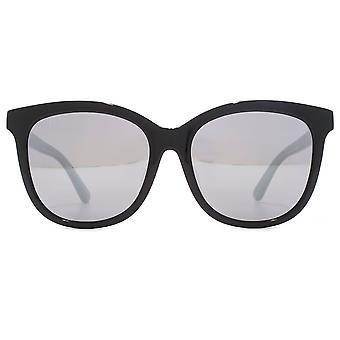 Gucci Classic Logo Square Sunglasses In Black