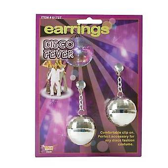 Bnov Disco Ball Earrings