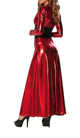 Waooh 69 - Robe Longue Sexy Brillante Malissia