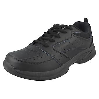 Mens Reflex Casual Lace Up Trainers A2124