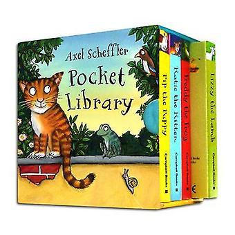 Axel Scheffler Pocket Library by Axel Scheffler - 9780230741249 Book
