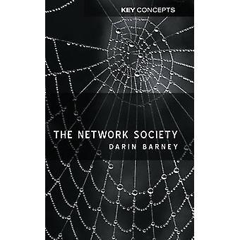 Die Netzwerkgesellschaft von Barney - 9780745626697 Buch Darin