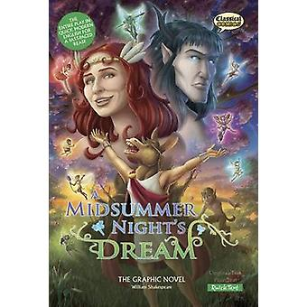A Midsummer Night's Dream the Graphic Novel - Quick Text (British Engl