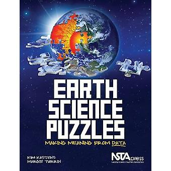 Earth Science Puzzles - Making Meaning from Data by Kim Kastens - Marg