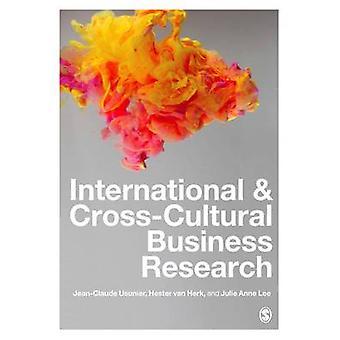 Internationale und interkulturelle Business Research von Jean-Claude Usu