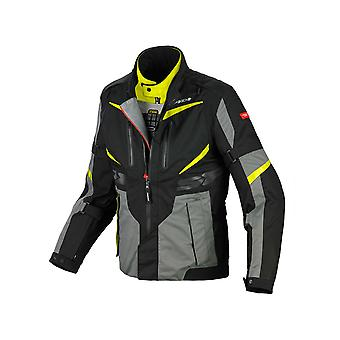 Spidi Black-Yellow X-Tour H2Out Waterproof Motorcycle Jacket