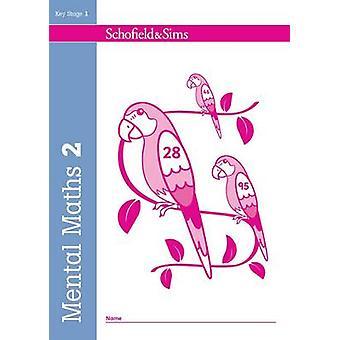 Mental Maths Book 2 by Sally Johnson - 9780721709635 Book