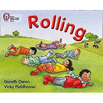 Collins Big Cat - Rolling: Band 03/Yellow