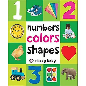 First 100 Soft to Touch Colors, ABC, Numbers