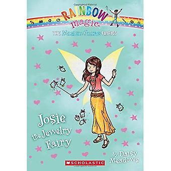 De magische ambachten feeën #4: Josie de Fairy sieraden