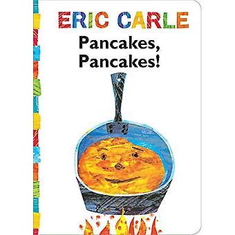 Pannenkoeken, pannekoeken! (Klassieke Board Books)