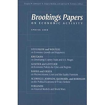 Brookings Papers on Economic Activity: Spring 2008 (Brookings Papers on Economic Activity)