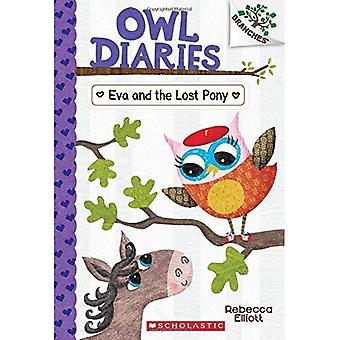 Eva and the Lost Pony (Owl�Diaries)