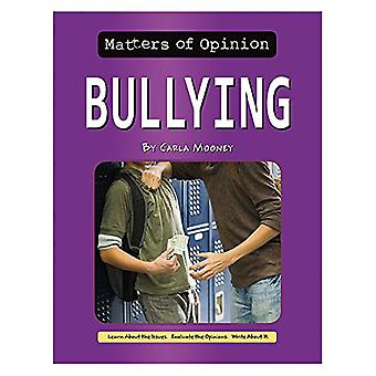 Bullying (Matters of Opinion)