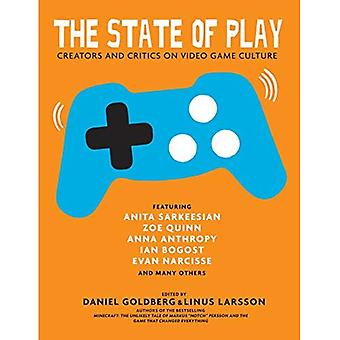 The State of Play : Sixteen Voices on Video Games